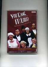 YOU RANG M'LORD? - THE COMPLETE FIRST SERIES - PAUL SHANE - 2 DVDS - NEW!!