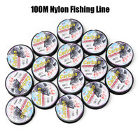 Invisible Wire Elastic Thread Spool Polyester Bait  Fishing Line Fluoro Carbon