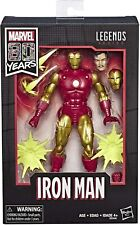 Marvel Legends 6 Inch 80th Anniversary Iron Man Action Figure -
