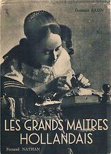 LES GRANDS MAITRES FLAMANDS Bazin Nathan1950
