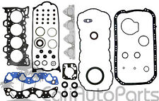 96-00 Honda Civic Del Sol 1.6 D16Y5 D16Y7 D16Y8 Engine Full Gasket Set *GRAPHITE