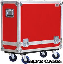 Ata Road Case Dr Z Carmen Ghia 1x12 in Red Safe Case®