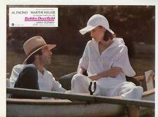 MARTHE KELLER AL PACINO BOOBY DEERFIELD 1977 VINTAGE PHOTO LOBBY CARD N°2