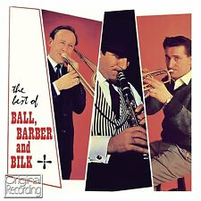 KENNY BALL, CHRIS BARBER AND ACKER BILK ~  BEST OF NEW CD  ~ BRITISH TRAD JAZZ