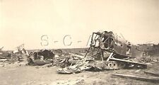 WWII German RP- Luftwaffe- Airplane- Destroyed French or Russian Bombers- 1940s