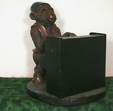 Monkey Playing a Piano Statuette,  2001, Imported by CBK, LTD