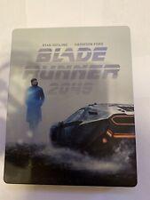 Blade Runner 2049 (4K Ultra HD/BLU-ray, Best Buy Exclusive Steelbook, Rare OOP)