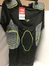 Nwt Riddell Power Five Piece Integrated Shirt Adult Extra Large Xl Football