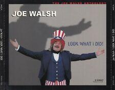 Joe Walsh - Look What I Did The joe walsh Anthology (Guitar) 2 CD 1995 EAGLES