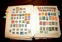 CatalinaStamps:  Worldwide Stamp Collection on Album Pages, 6808 Stamps, #D343