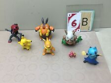 Pokemon Lot Of Figures - Nintendo