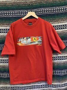 vintage Ferrari T-shirt