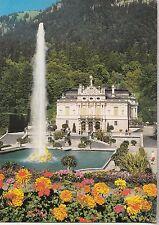 BF23807 konigsscgloss linderhof oberbayern royal cast  germany  front/back image