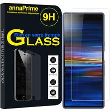 Vitre verre trempe film de protection d'écran Haute Qualite Serie Sony Xperia