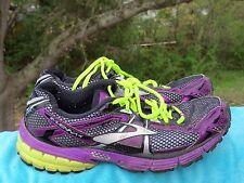 Brooks Ravanna 4 Cross Training Yoga Exercise Running Walk Womens Shoes Sz 8 #