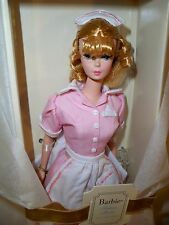 Barbie Fashion Model Collection The Waitress Barbie SILKSTONE Doll NRFB (read)