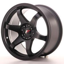 Japan Racing JR3 Alloy Wheel 17x9 - 4x114.3 / 4x108 - ET25 - Matt Black