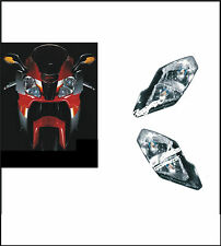 kit adesivi stickers compatibili rsv 1000 / tuono fanali fari headlights