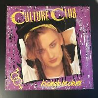 CULTURE CLUB!! KISSING TO BE CLEVER! ORIG. 1982 VINYL!!