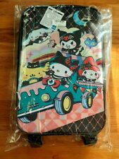 Brand New Genuine NIB Sanrio Characters Suitcase Carry Case Japan - Free S/H!