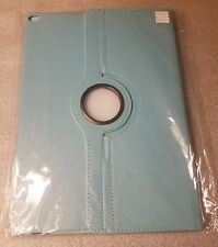 For Apple iPad Pro 12.9  Soft Transparent Case Aqua color. Made in China