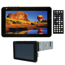 """TVIEW D77TS Tview 7"""" In-Dash Touch Screen W/Built in DVD player USB SD AUX Bl..."""