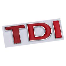 Emblem Badge for VW Golf JETTA PASSAT MK4 MK5 MK6 TDI Logo Turbo Direct TDI(R)