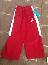 Boys Size 4 Alabama Roll Tide Sweat Pants Nwt $32 Retail