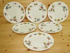 "Minton Vermont S-365 Set of (6) Salad Plates, 8"""