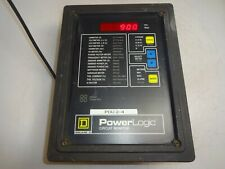 Sqaure D 3020 Cm2150 Iom-44 Powerlogic Circuit Monitor
