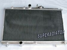2 ROW for 1992-1997 TOYOTA Corolla AE101 MT Aluminum Radiator NEW 93 94 95 96