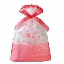 FLOWER GIFT BAG WITH DRAWSTRING FOR HANDMADE BAKING CANDY SOAP JEWELRY PACKAGING