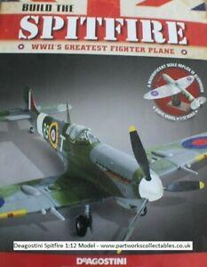Deagostini Spitfire 1:12 Model