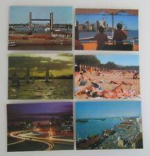 6 x BRASILIEN Brasil Postcard Lot Porto Allegre Postcards Postkarten ungelaufen