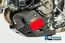 Ilmberger MATT Carbon Fibre Bellypan Fairing Ducati 1200 Multistrada DVT 2015