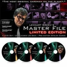 masterfile by lennart green instant download