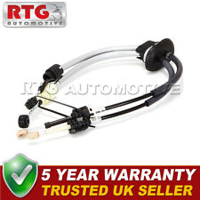 Gear Selector Linkage Cable Fits Citroen Dispatch Fiat Scudo Peugeot Expert #2