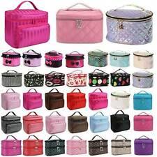 HOT Large Cosmetics Makeup Travel Wash Toiletry Bag Organizer Handbag Portable