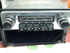 Autoradio blaupunkt vintage KDB 951-805