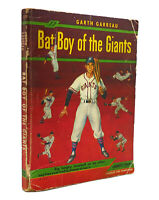 Garth Garreau BAT BOY OF THE GIANTS  1st Edition Early Printing