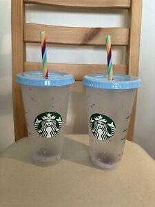 Starbucks Becher 2 Stück, Neu
