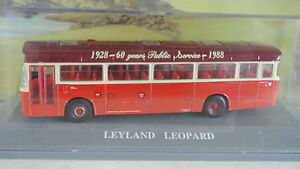 CORGI ORIGINAL OMNIBUS LEYLAND LEOPARD SAFEWAY SERVICES 97905 - 1:76 SCALE