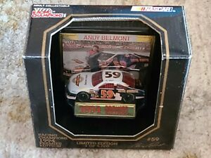 1994 #59 Andy Belmont Metal Arrester 1/64 Racing Champions Premier NASCAR