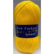 Woolcraft New Fashion Double Knitting Acrylic Yarn/Wool 100g - 318 Inca