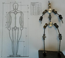 Studio quality Stop Motion Animation Armature HPA