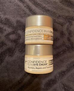 (2X) It Cosmetics Confidence In A Cream/Eye Cream Samples *PLEASE READ*FREE SHIP