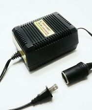 HebTec Ht7000 Ac/Dc Converter, Car From Home Power Unit, Travel Mate Used 12V