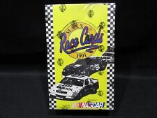 MAXX 1991 NASCAR RACE CARDS ~ FACTORY SEALED ~ BOX WITH 36 PACKS