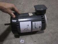 OEM GE Commercial by Regal Beloit FAN MOTOR 1 HP 1075 RPM 5KCP49UN6042S