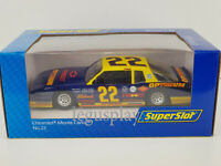 "Slot Car Scalextric Superslot H4038 Nascar Chevrolet ""Monte Carlo"" Nº22"